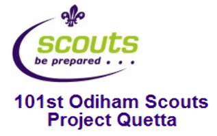 101st Odiham Scout Group - Project Quetta